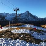 Last Swiss winter was one of least snowy on record