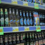 Alcohol could soon be sold in Swiss motorway service stations
