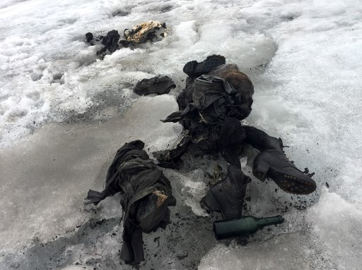 Glacier bodies identified: 'We spent our whole lives searching for them'