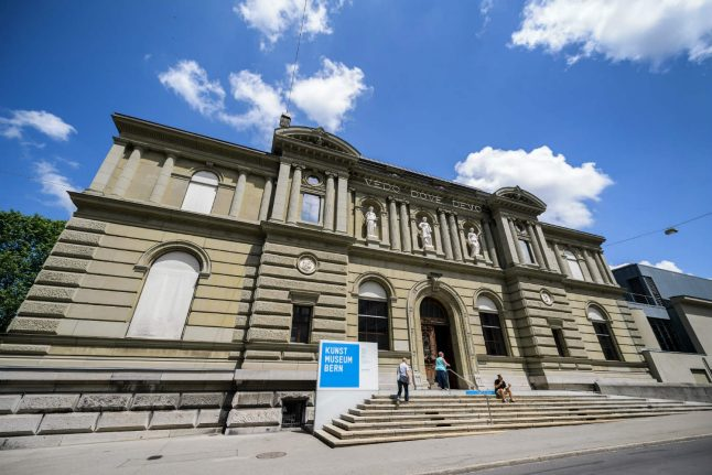 First works from Nazi-era art hoard arrive at Swiss museum