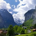 Basejumper dies in Swiss mountains