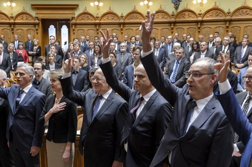 Swiss-German, middle-aged and male: is this Switzerland's new federal councillor?