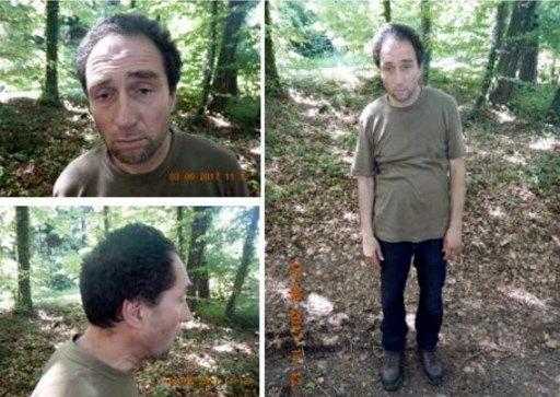 Police: Schaffhausen chainsaw attacker is a loner who lives in forests