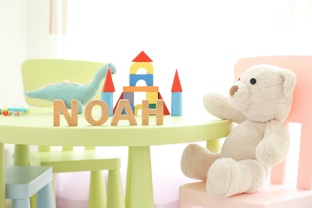 Noah and Mia remain most popular Swiss baby names