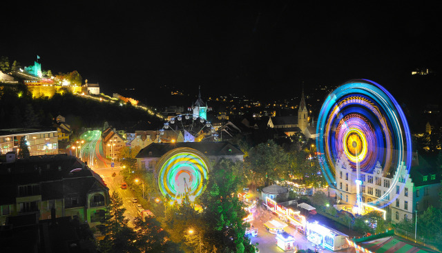 Badenfahrt 2017: Swiss spa town hosts party of the decade