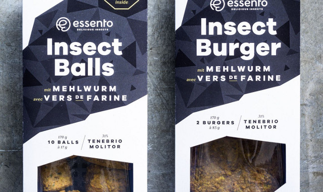 Swiss supermarket's insect burgers will finally go on sale