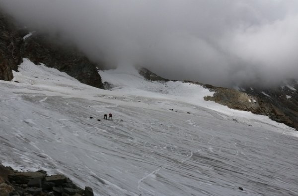 Body of German missing for 30 years found on Swiss glacier
