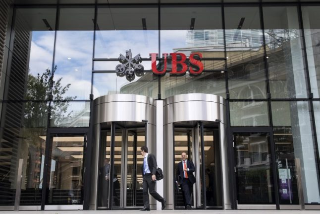 Prosecutors search Frankfurt subsidiary of Swiss bank UBS in tax evasion investigation