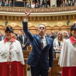 Ignazio Cassis is elected Switzerland's new federal councillor