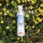 Start-up targets 'breathable air market' with Swiss air in a can