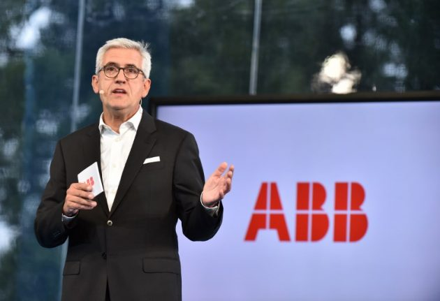 Swiss-Swedish group ABB purchases US unit worth billions from General Electrics