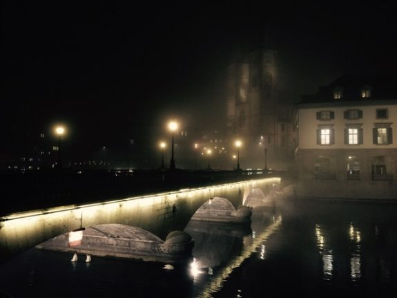 The spookiest places in Switzerland