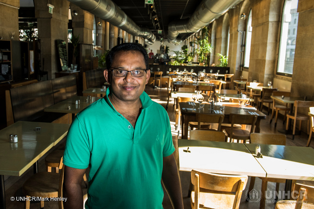 Refugee chefs take over Geneva restaurants: 'I am convinced it can help change people's perceptions'