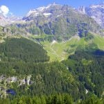 Two missing after rockslide in Swiss Alps