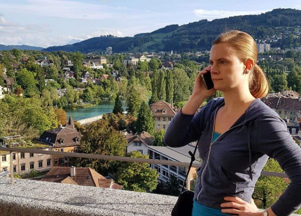 Opinion: Why Americans in Switzerland need to call their members of Congress