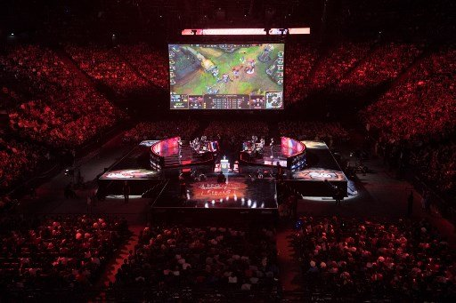 Olympic committee recognizes video games as sports