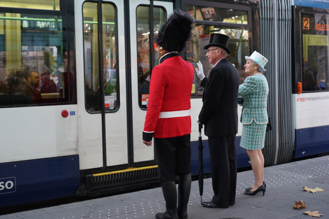 Geneva employs 'Brits' to show locals how to be polite on public transport
