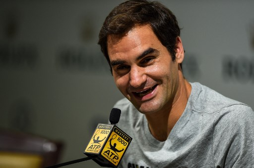 Federer: 'I couldn't be happier with this season'