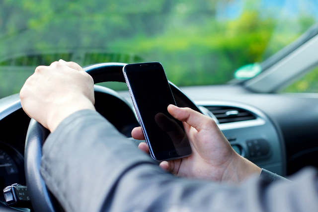 Suspended sentence for driver who caused fatal accident while using smartphone