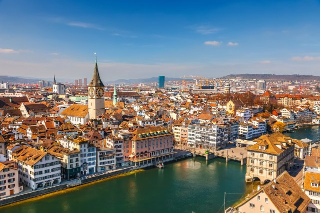 Study: Switzerland is world leader in attracting and retaining top talent