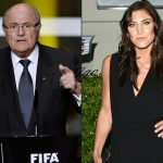 Sepp Blatter accused of sexual assault at awards ceremony