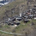 Swiss village votes in favour of paying (some) people to live there