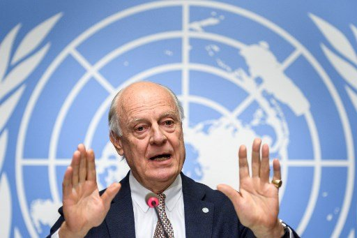 'Serious' Syria talks in Geneva extended for two weeks
