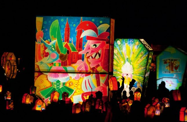 Basel Fasnacht recognized by Unesco as 'intangible heritage'