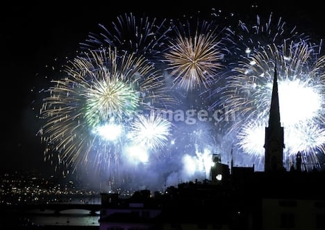 Where to celebrate New Year with fireworks