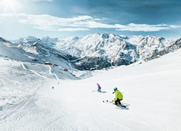 Switzerland's 'low-cost' ski season gets off to a great start