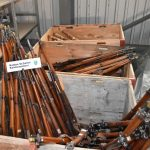 Huge weapons cache seized from Swiss man suspected of selling arms to Austria