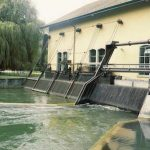 Man's body washed up at Zurich hydropower station