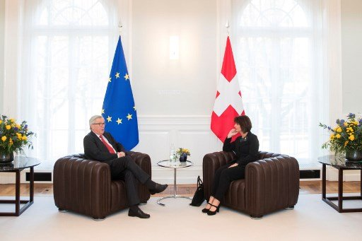Minister casts doubt on Swiss-EU agreement anytime soon