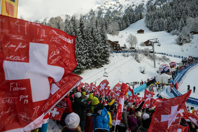 Lauberhorn ski race training cancelled due to bad weather