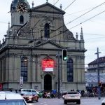 Campaign draws attention to filthy air in Swiss cities