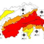 Switzerland at high risk of avalanches after storm Burglind