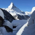 'We've got the slopes to ourselves': locals are happy to be stuck in Zermatt