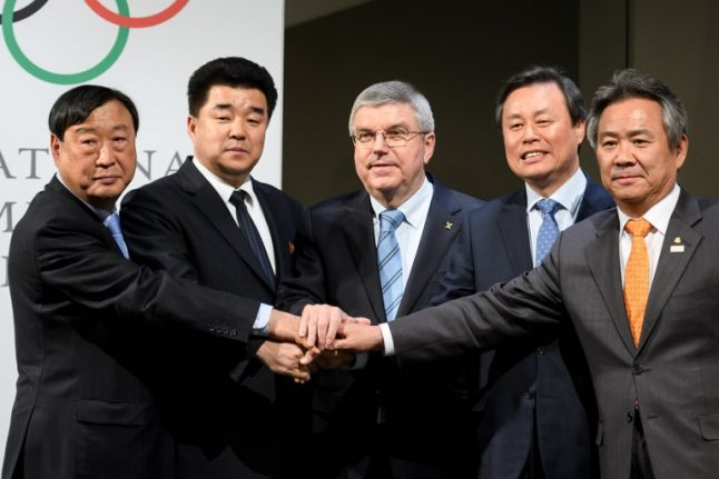 22 North Korean athletes will compete at 2018 Games: IOC