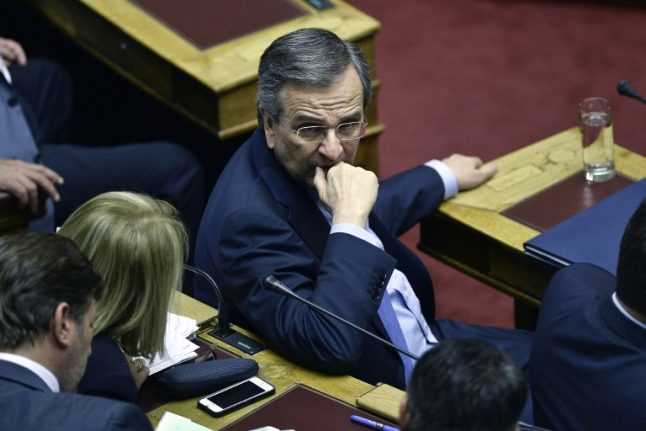 UPDATED: Greek MPs launch probe into Novartis scandal