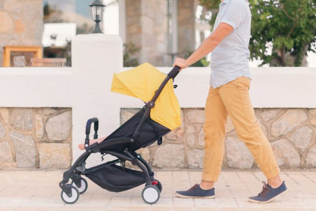 Swiss restaurant raises ire with ban on baby strollers