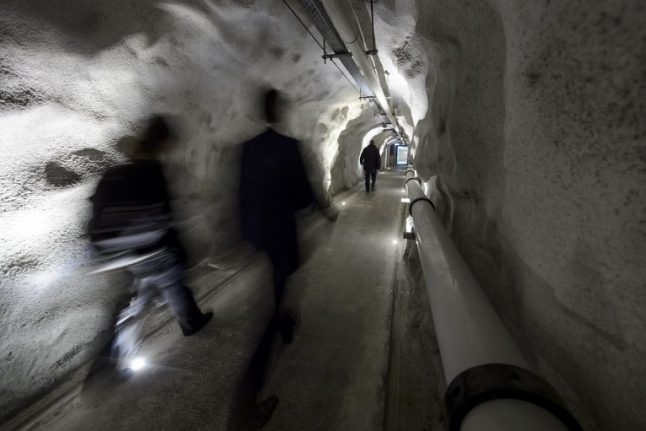 How Switzerland hopes to shut down foreign spies