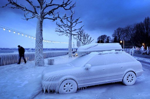 Switzerland braces for coldest temperatures in six years