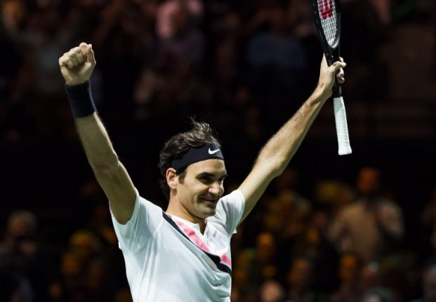 New world No.1 Roger Federer wins Rotterdam for 97th title