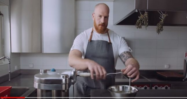 Watch: how the Swiss are using sausages to promote sexual health