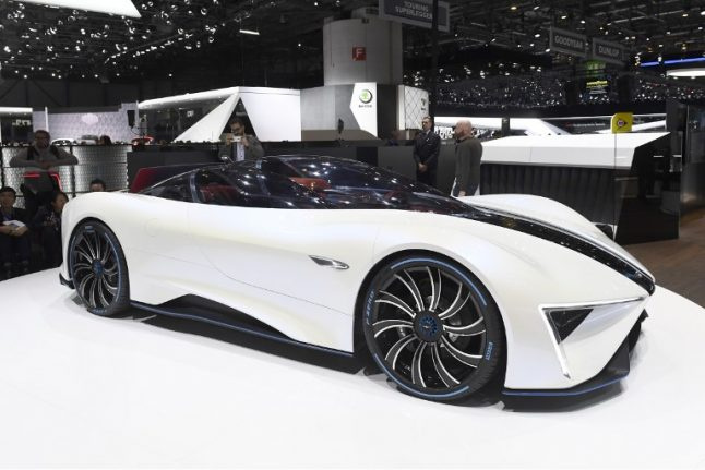 Geneva Motor Show to highlight rise of electric cars