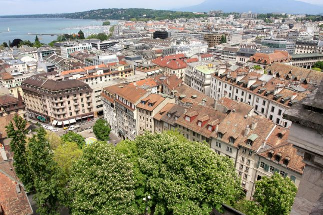 Geneva limits AirBnb rentals to 60 nights a year
