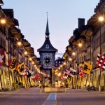 Time out: Bern's iconic Zytglogge clock removed for repairs