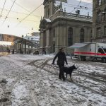 Afghan man held after bomb threat near Bern station