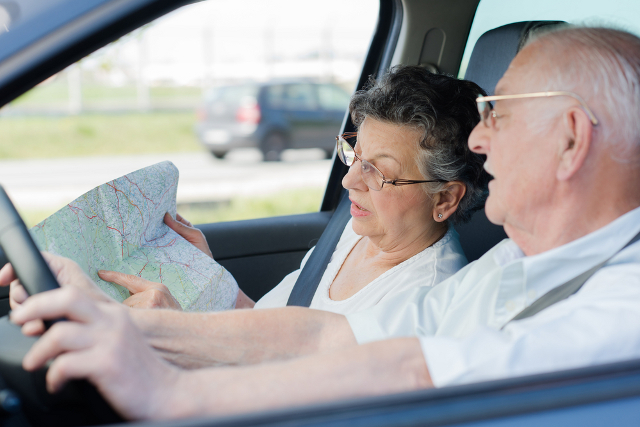 Half-price travelcards for Geneva seniors who give up driving licence