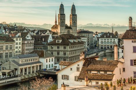 Swiss cities hold their places among world's best for quality of life